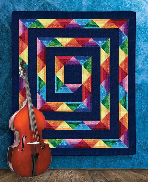 "G-String,  Size: 78"" x 90"""
