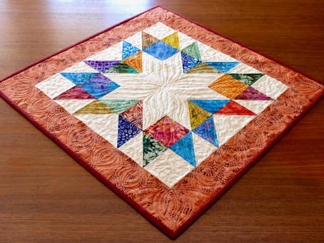Scrap Quilt Challenges