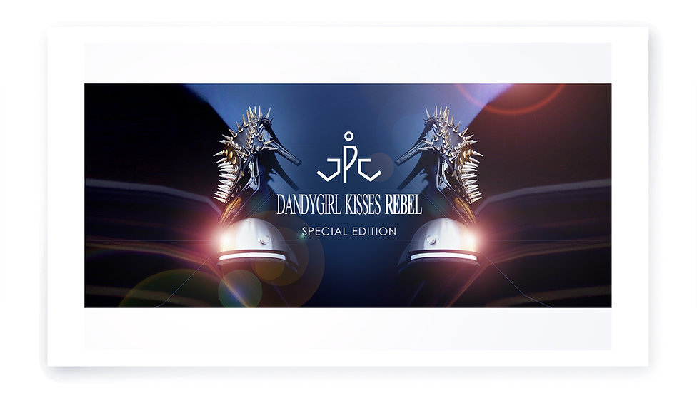 DANDYGIRL KISSES REBEL (SPECIAL EDITION)
