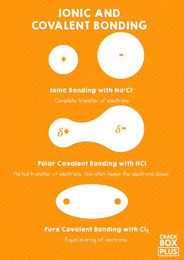 Ionic And Covalent Bonding
