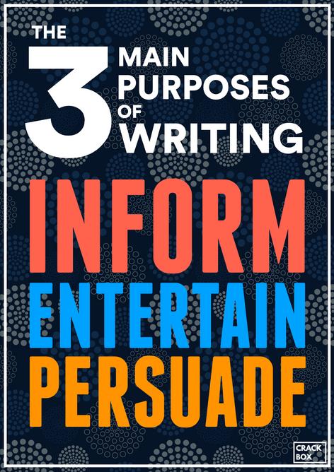 Purposes of Writing