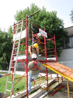 Corso lavori in altezza su tetti-12