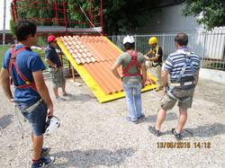 Corso lavori in altezza su tetti-9
