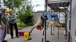 Corso lavori in altezza su tetti-2