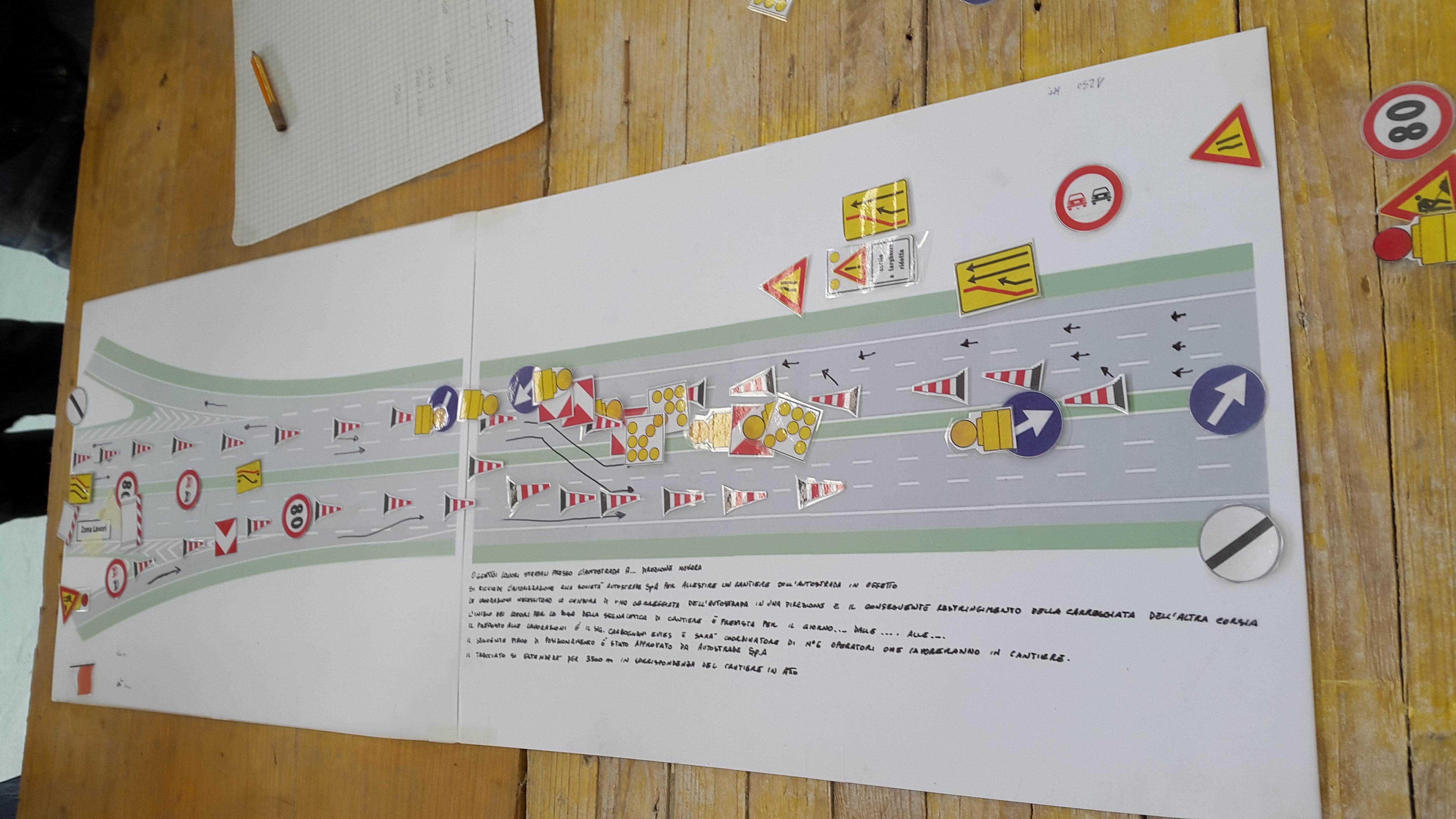 Corso segnaletica stradale-in aula-1
