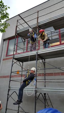 Corso lavori in altezza su tetti-4