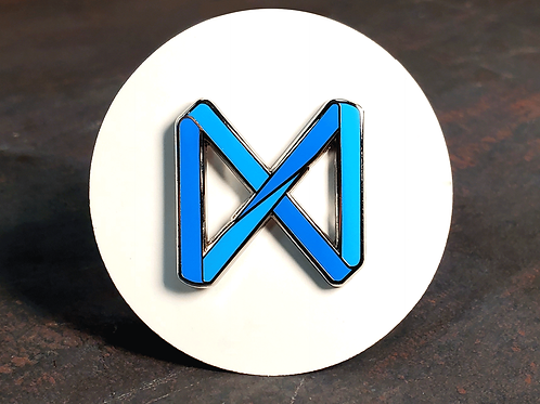 Möbius Team Pin  |  2 sizes