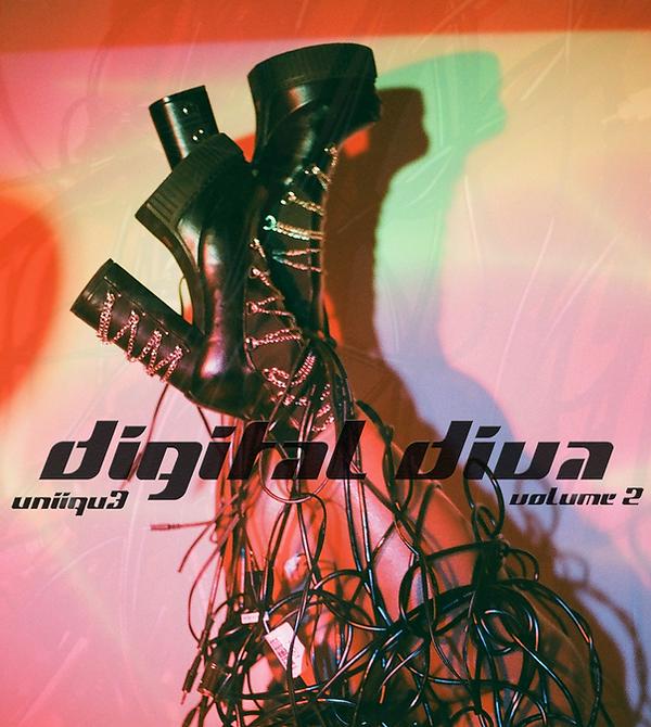 DIGITAL DIVA VOL 2 UNIIQU3 ALBUM COVER.p