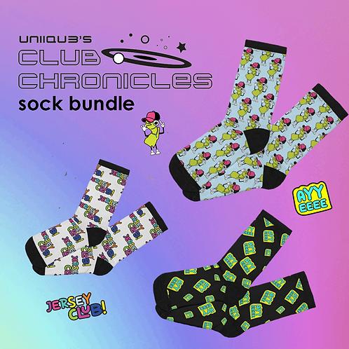 Club Chronicles Sock Bundle