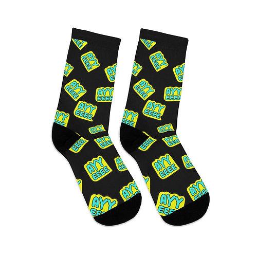 Club Chronicles Ayee Socks