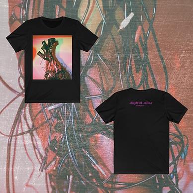 Digital Diva Cover Art T- Shirt+ Digital