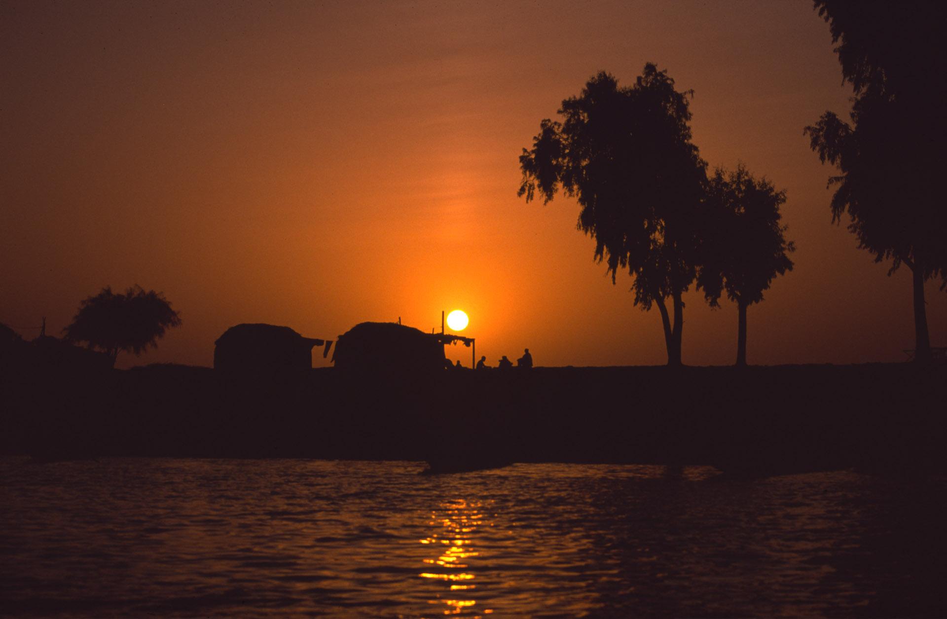 Mali-fleuve Niger