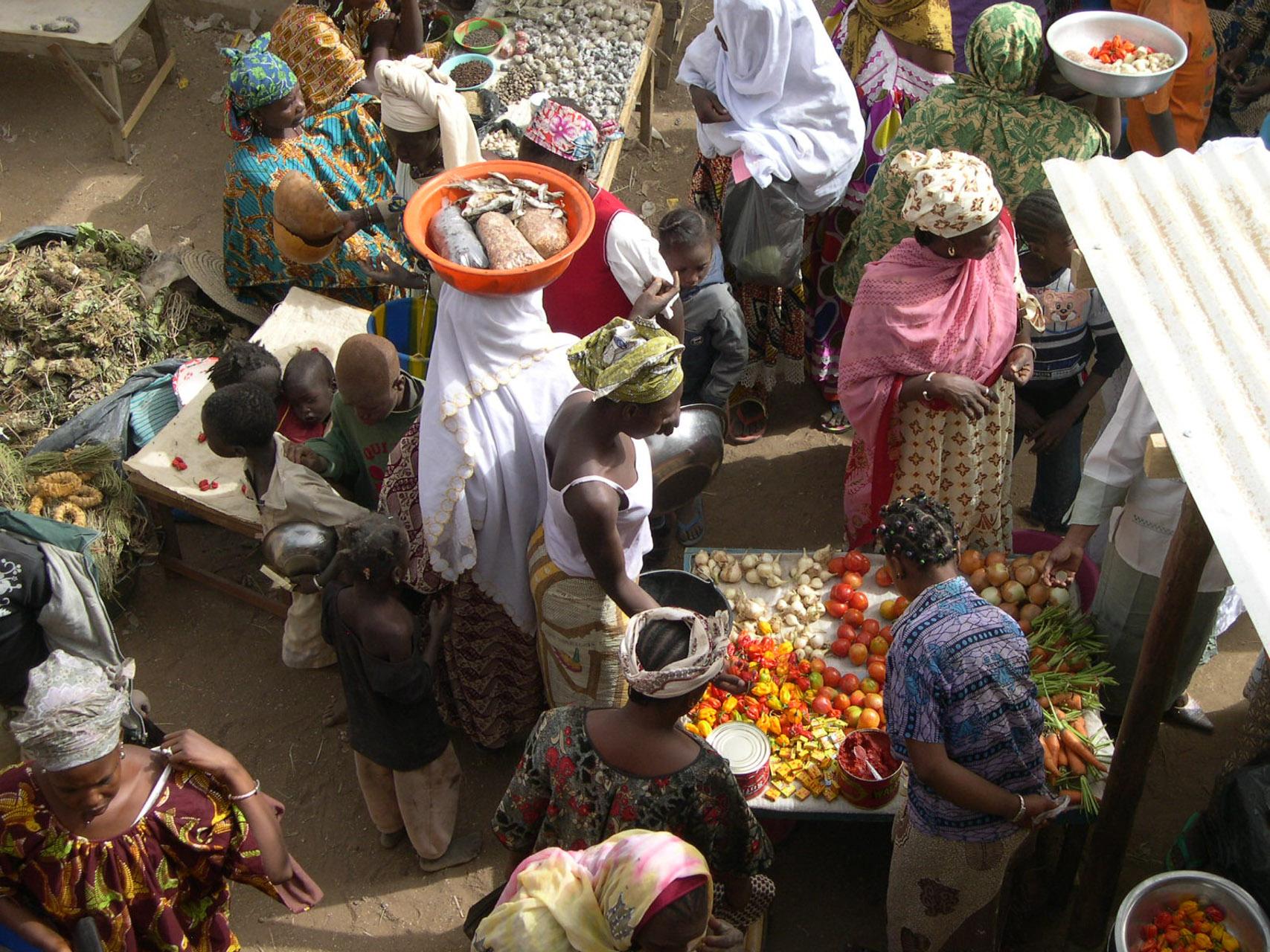 Mali-pays Dogon