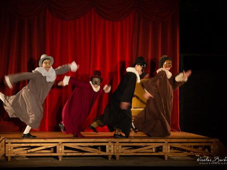 Rétrospective de la saison théâtrale à Collonges la Rouge