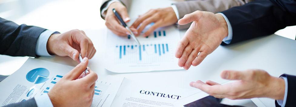 Los socios comerciales en el Trabajo
