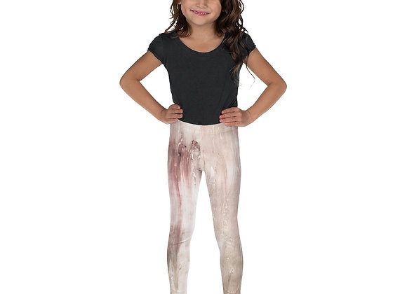 Kid's Marble Leggings