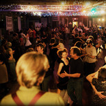 Paul Silveria Square Dance photo by Aaro