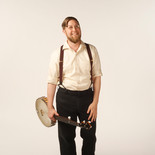 Paul Silveria Standing photo by Tim Math