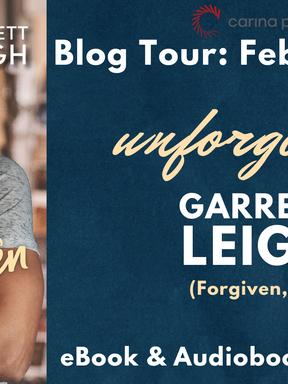 Unforgotten by Garrett Leigh Blog Tour