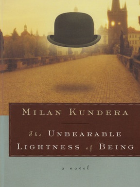 Review: The Unbearable Lightness of Being by Milan Kundera