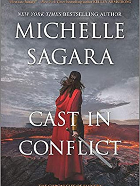 Review: Cast in Conflict by Michelle Sagara
