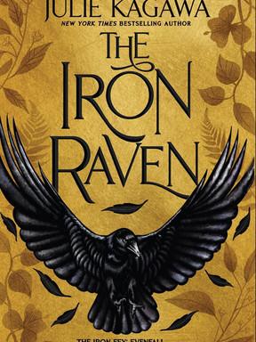 Review: The Iron Raven by Julie Kagawa
