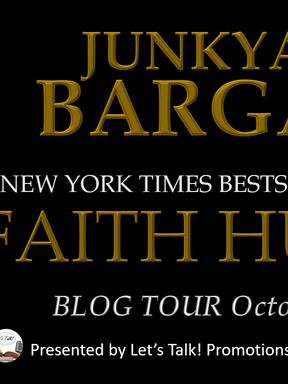 Blog Tour: Junkyard Bargain by Faith Hunter