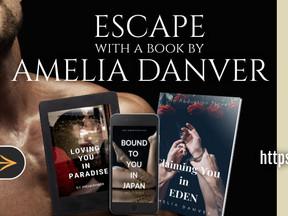 Blog Tour: Amelia Danver