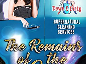 Review: The Remains of the Fae by Demitria Lunetta