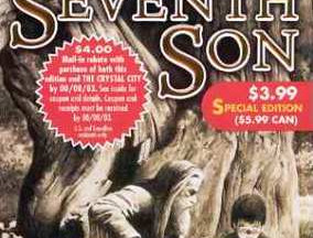 Review Seventh Son by Orson Scott Card