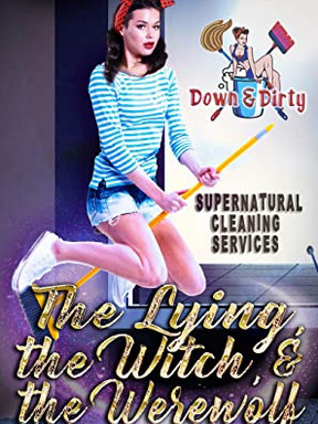 Review: The Lying, The Witch, and the Werewolf by Kate Karyus Quinn