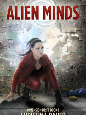 Review: Alien Minds by Christina Bauer