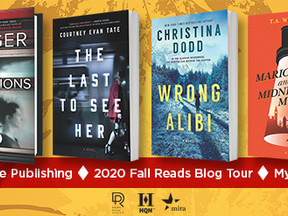 Blog Tour: Wrong Alibi by Christina Dodd