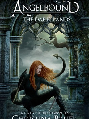Review: The Dark Lands by Christina Bauer