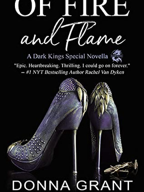 Review: Of Fire and Flame by Donna Grant