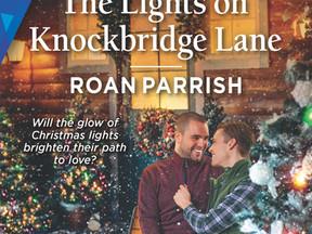 Blog Tour & Excerpt: The Lights on Knockbridge Lane by Roan Parish