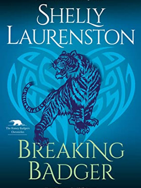 Review: Breaking Badger by Shelly Laurenston