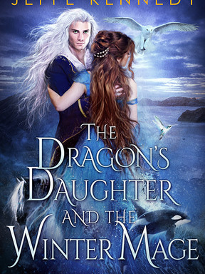 Review: The Dragon's Daughter and the Winter Mage by Jeffe Kennedy