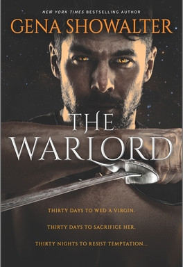 Review: The Warlord by Gena Showalter