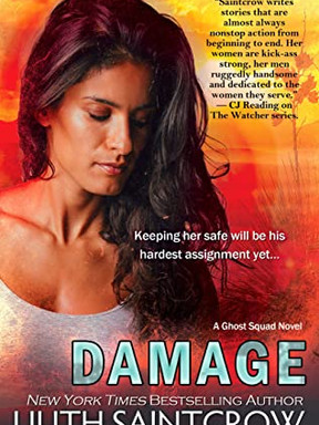 Review: Damage by Lilith Saintcrow