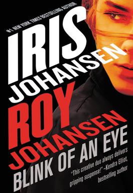 Review: Blink of an Eye by Iris Johansen