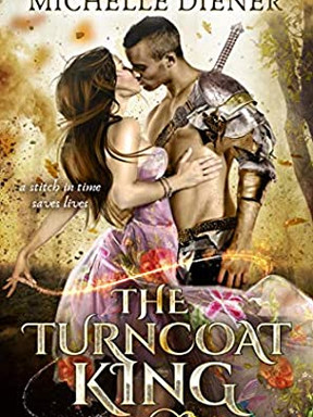 Review: Turncoat King by Michelle Diener