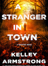 Review: A Stranger in Town by Kelley Armstrong