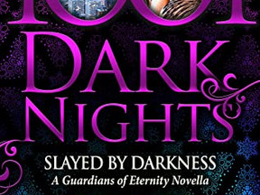 Review: Slayed by Darkness by Alexandra Ivy