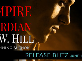 Blog Tour: Vampire Guardian by Joey W. Hill