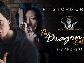 Release Day: The Dragon's Enforcer by P. Stormcrow