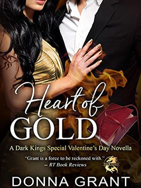 Review: Heart of Gold by Donna Grant