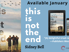 Blog Tour & Excerpt: This is not the End by Sidney Bell