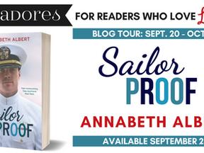 Blog Tour & Excerpt: Sailor Proof by Annabeth Albert