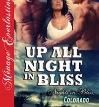 Review: Up All Night in Bliss by Sophie Oak